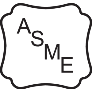 ASME certified product