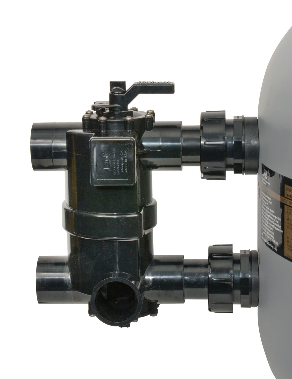 Jandy Pro Series 2-in-1 Backwash Valve