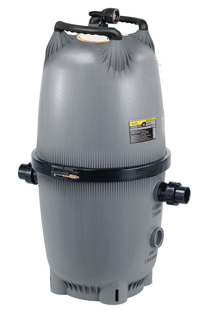 Cv cartridge filter jandy pro series for Pool heater and filter