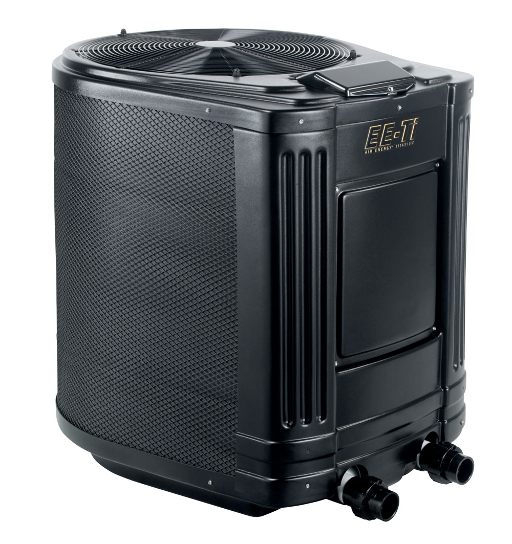 Jandy Pro Series EE-Ti Pool Heat Pump
