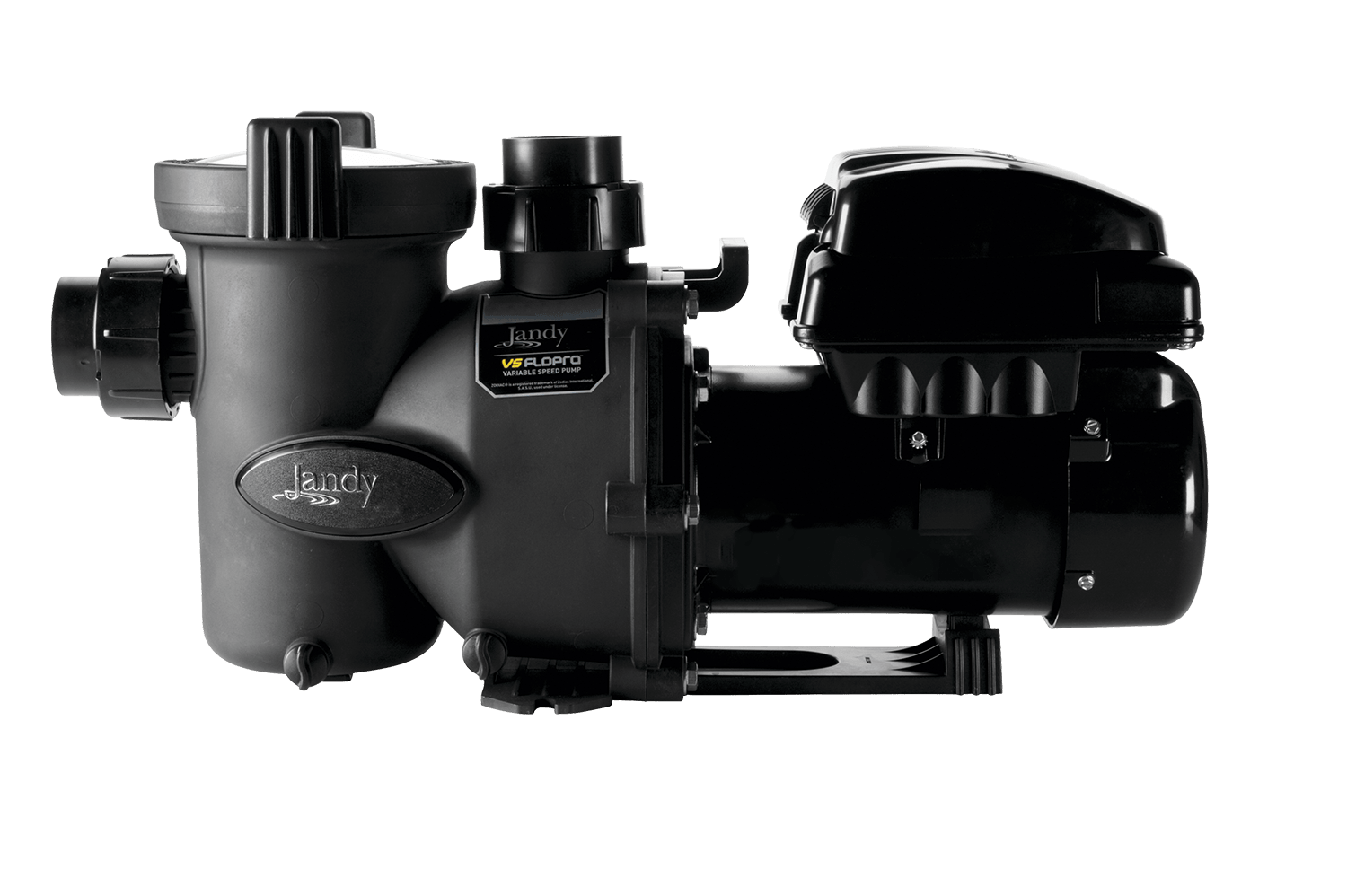 VS FloPro 0.85 HP pump side view