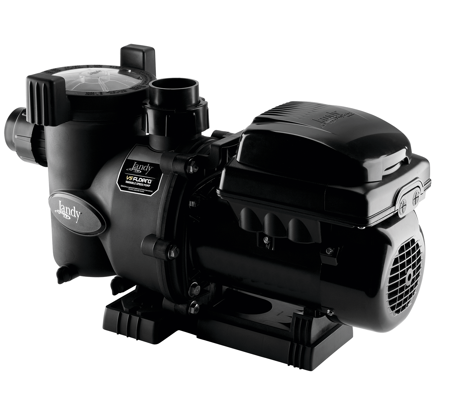 VS FloPro 0.85 HP pump back view