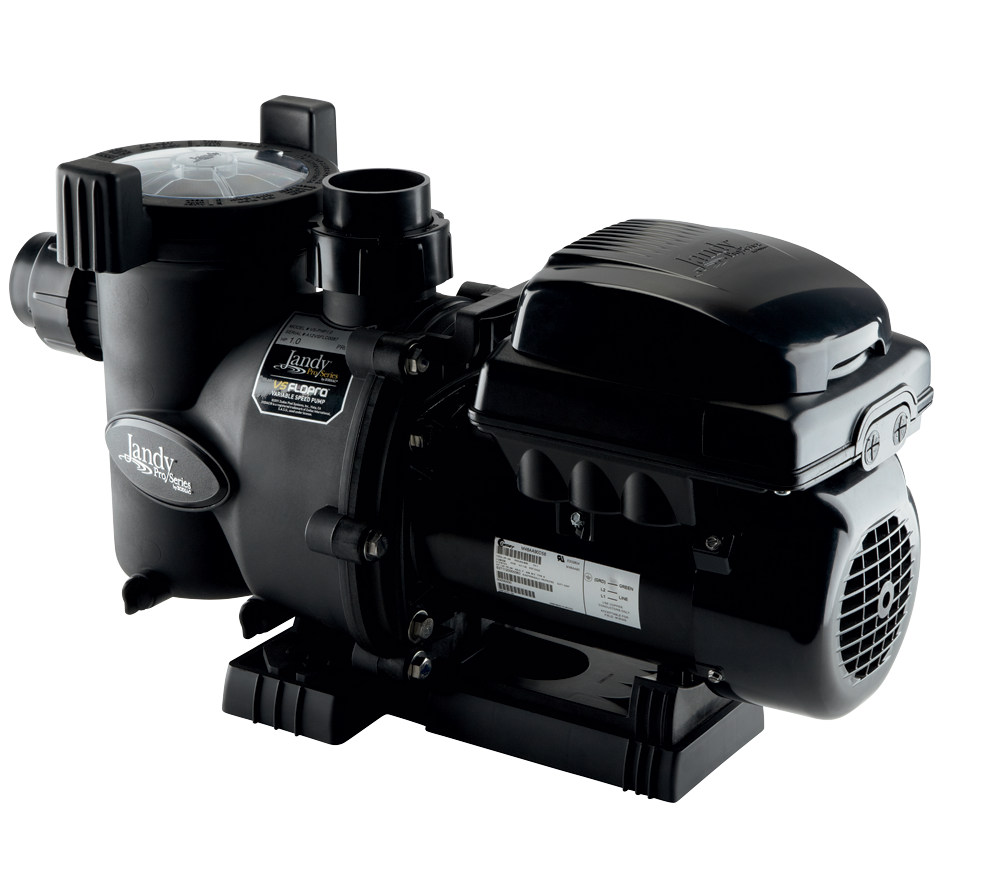 Jandy Pro Series VS FloPro 1.0 HP Pool Pumps