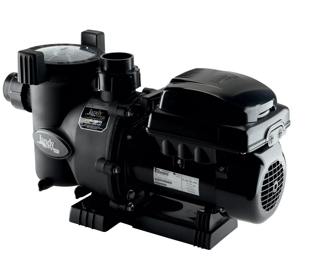 Vs flopro hp jandy pro series for Variable speed pool motors