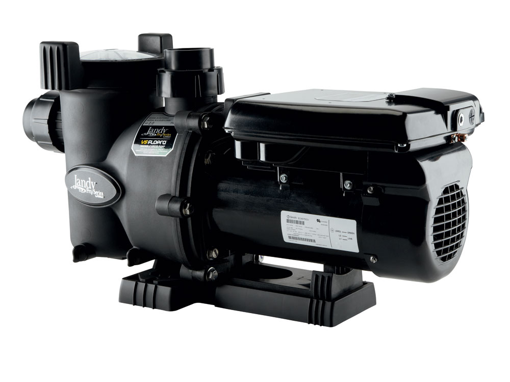 Jandy Pro Series 2.0 HP VS FloPro Variable-Speed Swimming Pool Pumps