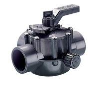 Jandy Pro Series Gray Pool Valves