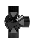 Jandy Pro Series NeverLube Pool Valves