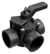 Jandy Pro Series Space Saver Pool Valves