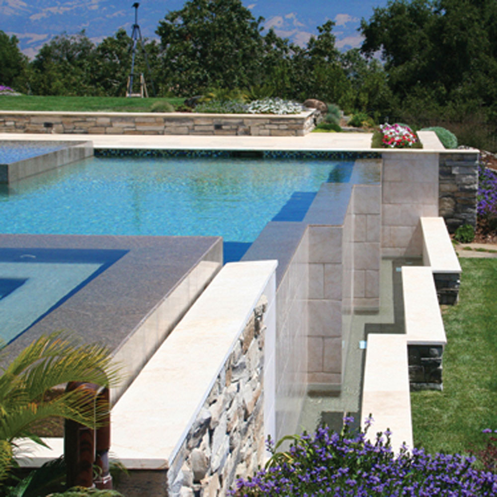 Vanishing Edge Swimming Pool