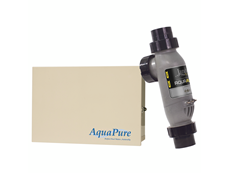 Jandy AquaPure saltwater pool system