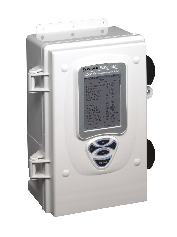 jandy watermatic chemical controllerschemlink water sanitization system