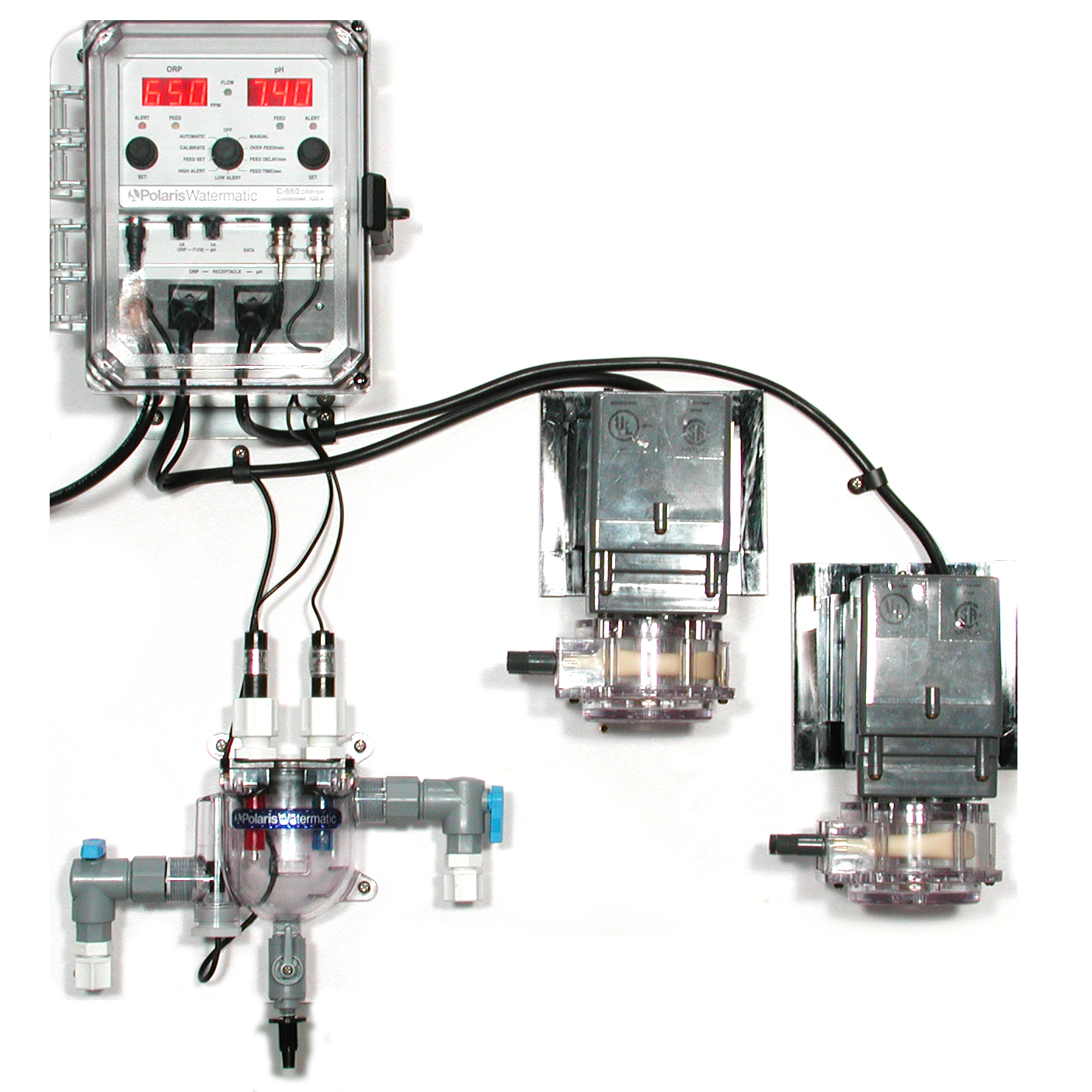 Watermatic Liquid System Jandy Pro Series