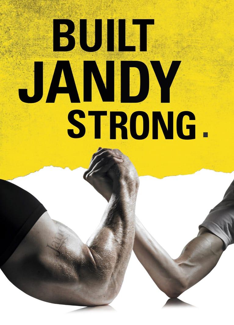 Built Jandy Strong