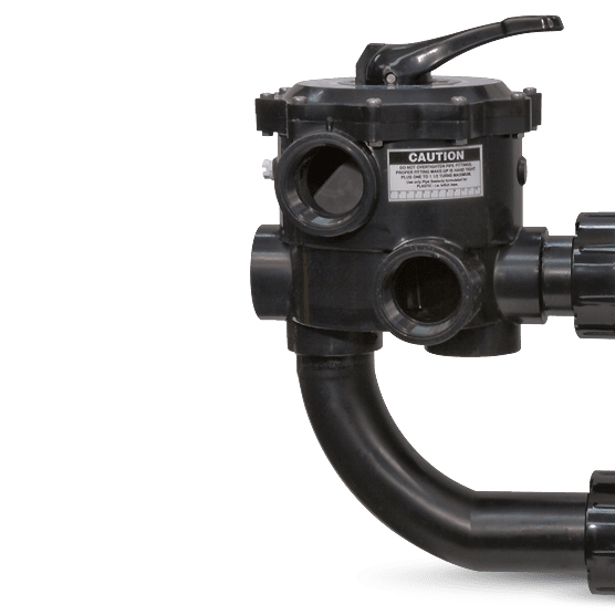Jandy Commercial Pool Backwash Valves