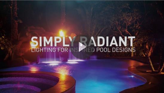 Jandy Pro Series Nicheless Led Swimming Pool Lights